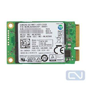 256GB mSATA 6Gb/s SSD PM871 Series Dell WDH26 Samsung MZ-MLN256D