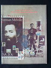 UNITED STATES. YEAR PACK BOOKLET. ALL COMMEMORATIVE STAMP ISSUES. 1984.