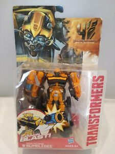 Transformers Age of Extinction AOE Deluxe High Octane Bumblebee