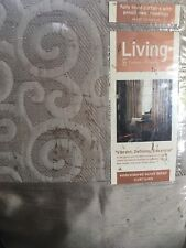 """Vienna Pencil Pleat Curtains Fully Lined*46x72"""" Catherine Lansfield"""