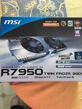 MSI Radeon HD 7950 Twin Frozr III 3GB 3GD5 384-Bit GD DIRECTX II BOOST EDITION