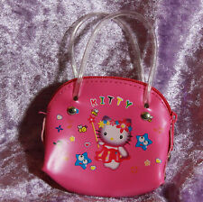 1/3 1/4 scale BJD Dollfie Hello Kitty Purse Pink Bag Sack Doll Satchel Tote NEW