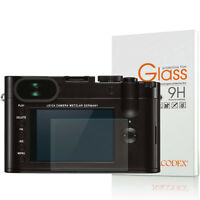 Nacodex For Leica Q  Tempered Glass Screen Protector