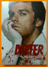 Dexter -The Complete First Season DVD 4-Disc Set Showtime Brand New Sealed