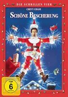 Schöne Bescherung - Weihnachtskomödie mit Chef-Loser Chevy Chase DVD NEU