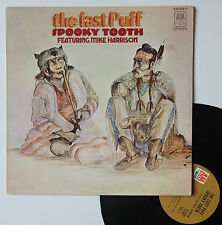 """Vinyle 33T Spooky Tooth featuring Mike Harrison  """"The last puff"""" -1st USA"""