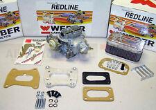 Honda Civic CRX 1984 -1987 1300 & 1500 CVCC Performance Weber Carb Conversion Kt
