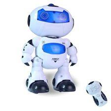 RC ROBOT Remote Control Robot - Intelligent Walking RC Space Robot Music Light