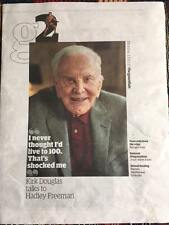 g2 - Kirk Douglas Cover And Interview - One Day Publication Only