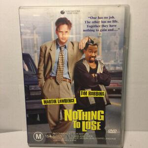 Nothing To Lose  (DVD, 1997) Region 4 PAL