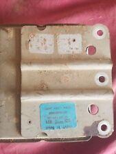 1982 Nissan 280 zx  Cont Assy ascd module