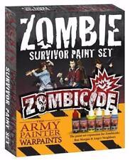 Army Painter Zombicide Zombie Survivor Paint Set TAP WP8009