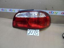 00 - 02 MAZDA 626 PASSENGER Side Tail Light Used Rear Lamp #2078-T