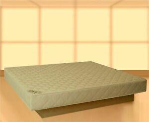 Wasserbett / Softside Wasserbett Uno/Mono 200x220cm, Komplett Sonderangebot