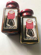 Molasses Carob 400g X 2 Jar Keciboynuzu Pekmez Syrup-Seyidoglu - Free UK Post