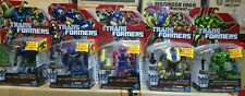 Hasbro Transformers Fall of Cybertron FOC Bruticus action figure Set