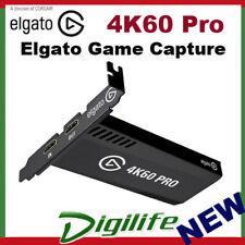 Elgato 4k60 Pro PCIe Game Capture Card PN 10GAS9901