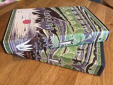 The Hobbit 70th Anniversary Edition Hardback Book With Slipcase - J R R Tolkien