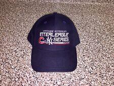 2005 Yankees Cubs Interleague Hat cap snapback jeter judge tickets program