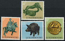 Luxembourg 1973 SG#902-905 Archaeological Relics MNH Set #A93030