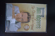 Gentleman Jim Reeves - The Story of a Legend DVD - NEW