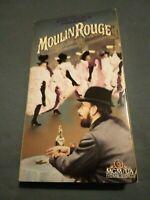 Moulin Rouge VHS