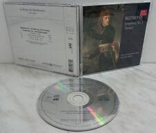 CD BEETHOVEN - SYMPHONY NO 3 - EROICA