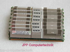 64GB 16x 4GB RAM für HP DL580 G5 667 Mhz Fully Buffered DDR2 PC2-5300F Samsung