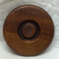Vintage Walnut Lid Humidor Lid
