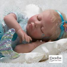 Paradise Galleries Realistic Mystic Mermaid Doll 20 inch Reborn Baby Girl Doll