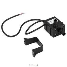 Ultra-Quiet Mini DC 12V 5M 240L/H Micro Brushless Water Pump Car Submersible
