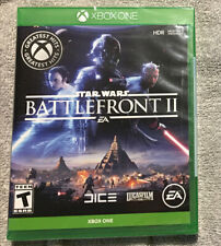 Star Wars: Battlefront II (Xbox One, 2017) Brand New Factory Sealed
