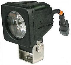 OEX LED Worklamp LLX21101 Single 10W LED  9-50V 900 Lumens IP68 Quality