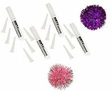 Soft Claws Paws 4 Adhesive Glues & 12 Applicator Tips Nail Caps Dog Cat & 2 Toys