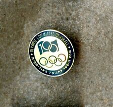 NOC Israel 1996 Atlanta OLYMPIC Games Pin