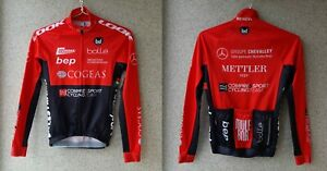 Mstina Cycling Shirt COGEAS COMPRESSPORT CYCLING TEAM Jersey Red Cycle Camiseta