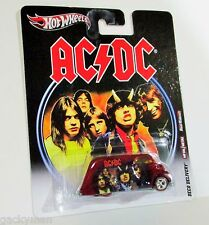 Hot wheels 2012 nostalgia real riders AC/DC highway to hell deco delivery vhtf