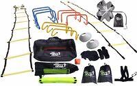 Speed & Agility Training Kit Set. Ideal For School & Club Training.