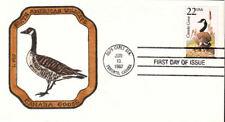 #2334 Canada Goose LMG FDC (20319872334001)