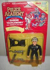 #10023 NRFC Vintage Kenner Police Academy Eugene Tackleberry Figure