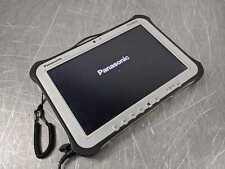 "Panasonic Toughpad FZ-G1 10.1"" Tablet i5-3437U 1.90GHz 4GB 34960 Hours No HDD"