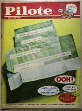 PILOTE - N. 231 - 1964 - Aran sous Saumur, Tulipe Noire, Tucker 48, Egouts Paris