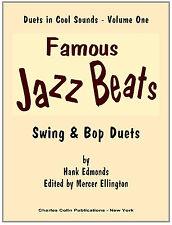 Edmonds' Famous Jazz Beats, Swing & Bop Duets - Charles Colin Publications