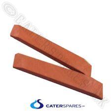 2 x Lama Coltello Affilatura Pietra per Easycut Enigmex Doner Kebab Affettatrice