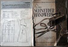 Das schneider handwerk 1955/1956