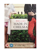 Made In Chelsea - Series 1, 2 and 3 - Complete DVD, 2012, 8-Disc Set, Box Set