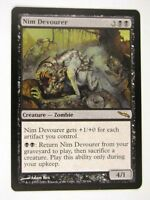 MTG Magic: the Gathering Cards: NIM DEVOURER: MRD