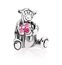 Disney Charm Tigger Bead Charm Fits European Charm Bracelets birthday  CH123
