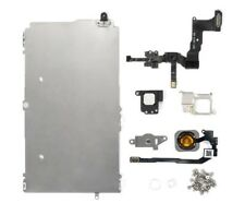 iPhone 5s LCD Full Spare Repair Set Parts with Free Tools - Home Button - BLACK