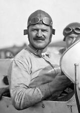 Racecar Driver LOUIS CHEVROLET Glossy 8x10 Photo Print Motor Company Poster